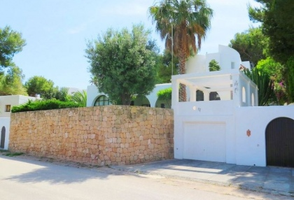 Sea view house in Cap Martinet, close to Ibiza Town 1