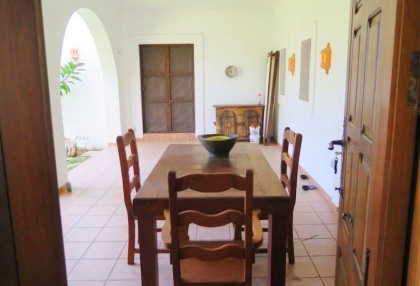 Sea view house in Cap Martinet, close to Ibiza Town 11