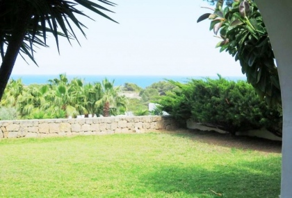 Sea view house in Cap Martinet, close to Ibiza Town 2