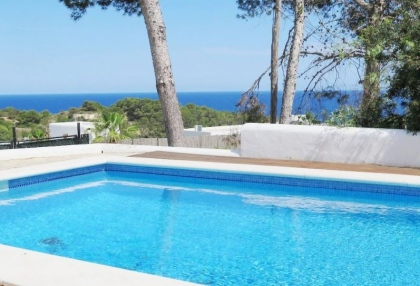 Sea view house in Cap Martinet, close to Ibiza Town 3
