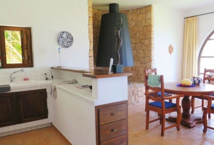 Sea view house in Cap Martinet, close to Ibiza Town 9