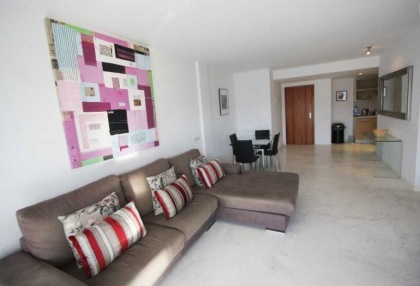 Brand new luxury 3 bedrooom apartment Marina Botafoch Ibiza Town 2