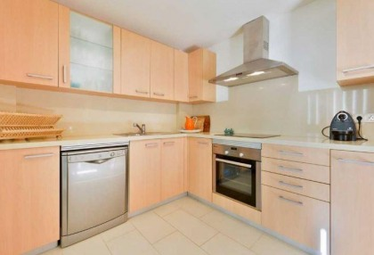 Townhouse for sale Santa Eularia Ibiza with views over town 15