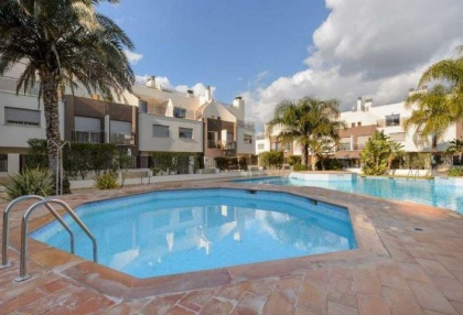 Townhouse for sale Santa Eularia Ibiza with views over town 18