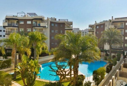 Townhouse for sale Santa Eularia Ibiza with views over town 6
