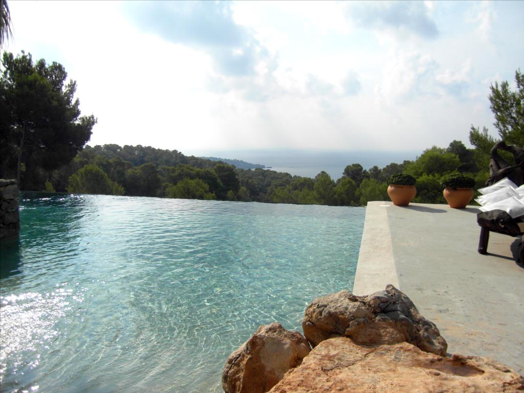 Beautiful and luxurious villa located in Ibiza