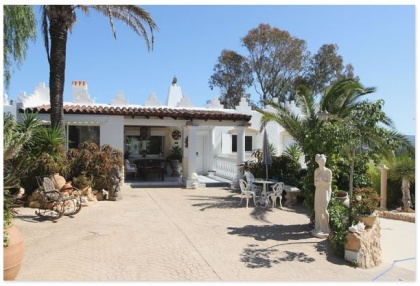 San Augustin house for sale Ibiza with valley views 2