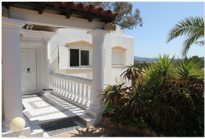 San Augustin house for sale Ibiza with valley views 3