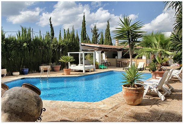 San antonio ibiza 5 bedroom house for sale with large mature garden ibiza properties for sale for 2 bedroom house for sale san antonio