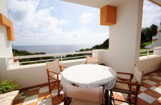 San Carlos Ibiza 3 bedroom penthouse apartment sea views