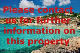 Villa in Can Furnet with investment potential and great views