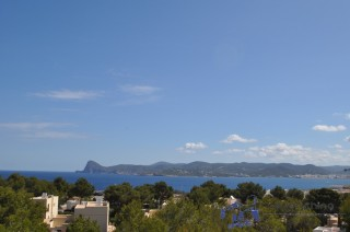 Charming modern villa in Port Des Torrent with two guest apartments