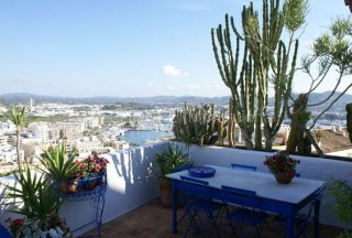 Duplex Apartment for sale in Ibiza Old Town