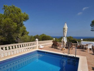 Fantastic San Jose villa close to beaches of Cala Bassa & Cala Conta