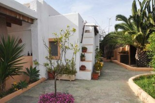 Country finca for sale San jose Ibiza - built in traditional stone