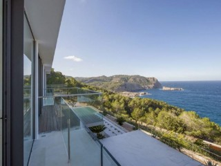 Brand New sea view home for sale in San Miguel, Ibiza