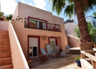 Detached home for sale close to the beach in Cala Vadella, Ibiza