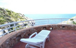 Charming house for sale in Cala Vadella, Ibiza