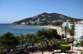 Top floor sea view apartment for sale in Santa Eularia