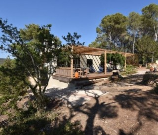 Hilltop house for sale in Cala Vadella