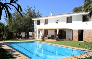 Detached villa in tranquil setting close to Jesus, Ibiza