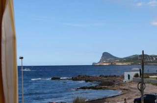 Seafront apartment for sale in San Jose Ibiza