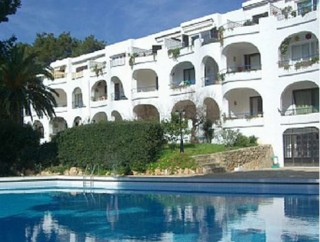 Two bedroom apartment in small complex in San Antonio, Ibiza