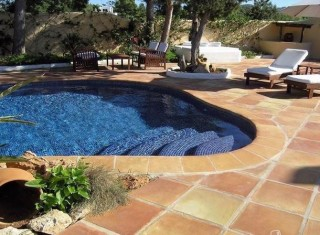 Traditional Ibicenco style property with modern comforts in San Agustin countryside