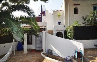 3 bedroom San Jose villa for sale with separate apartment close to Cala Tarida