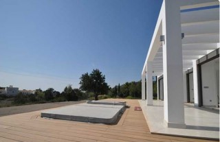Brand New villa for sale close to Es Cubells, Ibiza