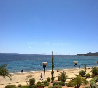 Frontline sea view apartment for sale in Ibiza Town