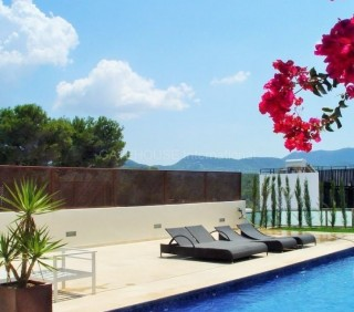 Exclusive villa for sale with Es Vedra views in San Jose