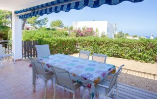 Two bedroom Sea view apartment for sale in Cala Vadella