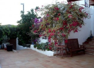 Townhouse with studio apartment for sale in Port des Torrent