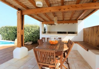 Large detached house on the edge of San Jordi, Ibiza