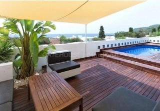 Sea view Townhouse for sale in Roca Llisa