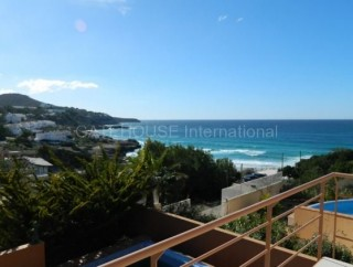 Detached sea view home for sale in Cala Tarida