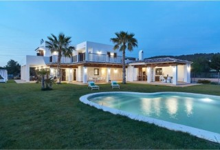 Luxury new build home with sea and valley views in Benimussa