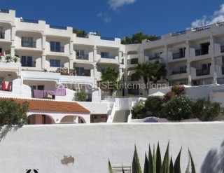 Ibiza Two bedroom duplex apartment for sale in Cala Tarida