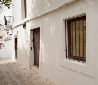 Renovated Townhouse for sale in the centre of Dalt Vila, Ibiza