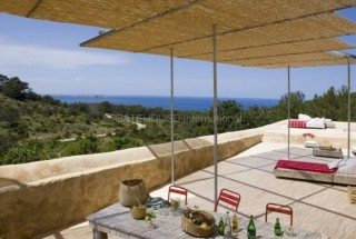 Luxury rustic finca for sale in Cala Salada