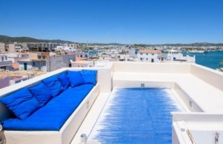 Traditional character home offered for sale in the heart of Ibiza Town