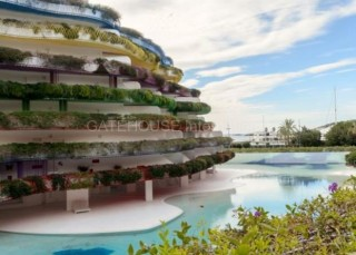 Exclusive apartment for sale in Las Boas, Ibiza