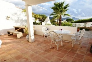 Townhouse for sale in Cala Codolar with Es Vedra views