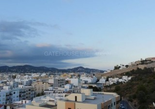 Apartment for sale with sea views in Ibiza