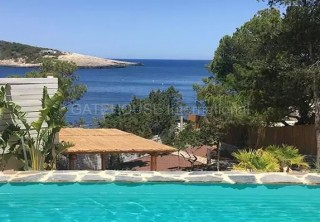 Beach front villa in Portinatx, Ibiza