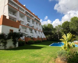 Ground floor duplex apartment for sale in Es Canar