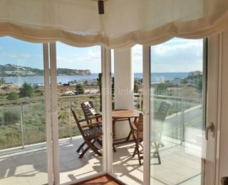 Sea and country view apartment for sale in Talamanca