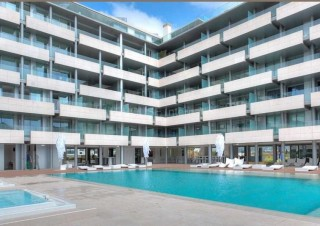 Modern two bedroom apartment for sale in Ibiza Town