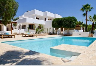 Luxury sea view home for sale close to Cala Jondal
